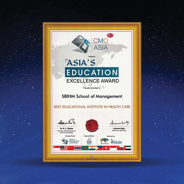 ASIA'S EDUCATION EXCELLENCE AWARD